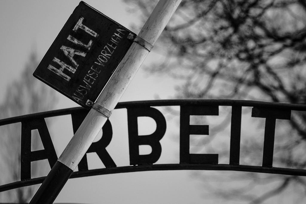 Auschwitz Birkenau Obóz Zagłady Oświęcim