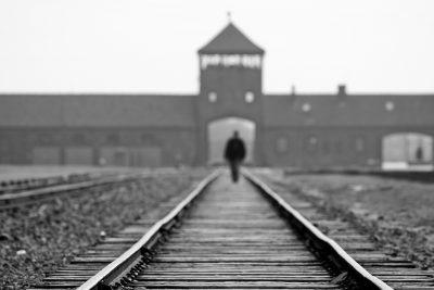 Auschwitz Birkenau Holokaust Zagłada Żydów