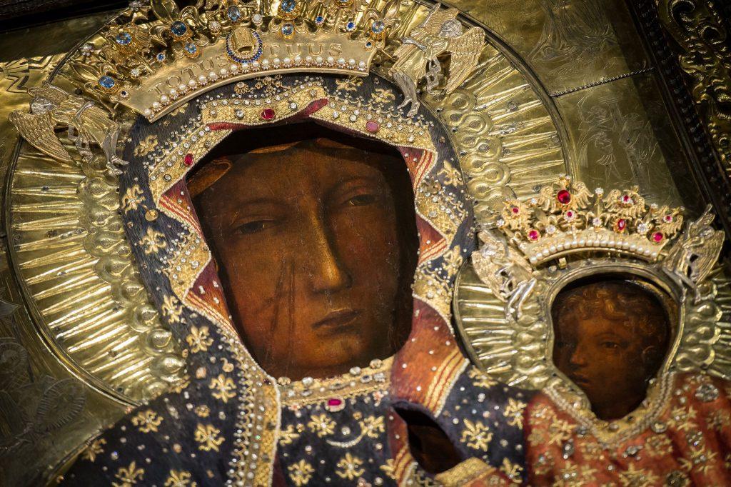 jasna góra, matka boża,maryja,częstochowa