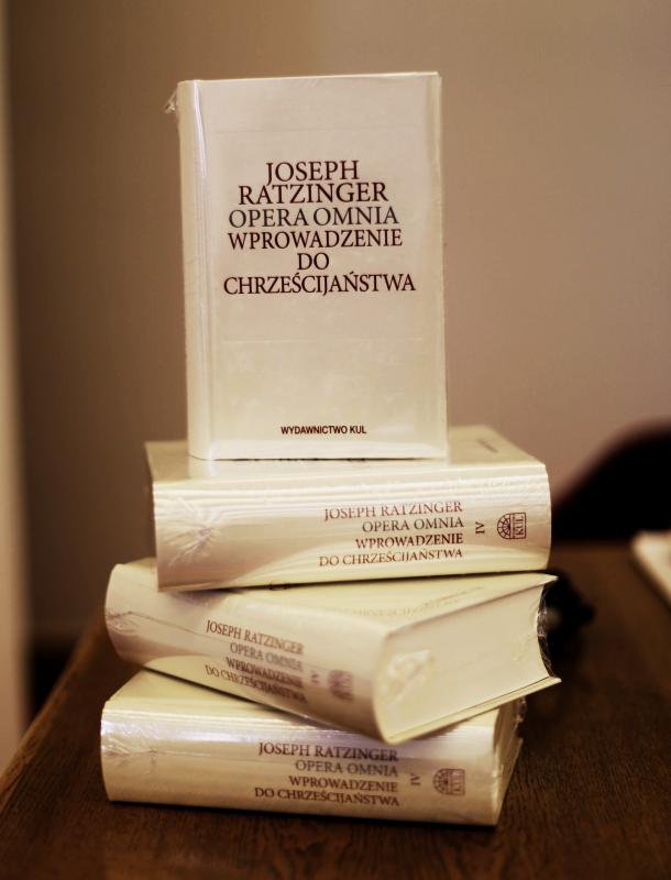 Opera Omnia Josepha Ratzingera