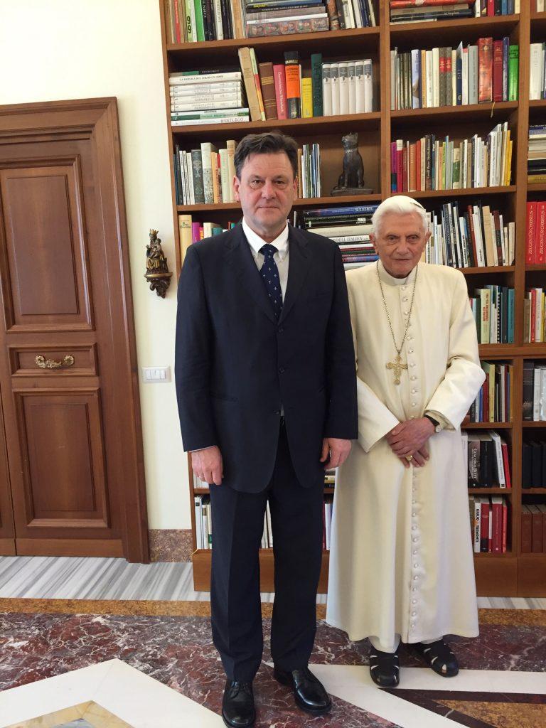 benedykt XVI Peter Seewald