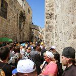 Jerozolima w ogniu czy dla ludzkości?