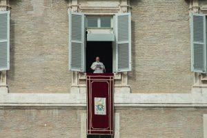papież franciszek watykan anioł pański