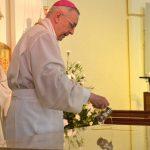 Abp Gądecki poświęcenie ołtarza kaplica oblaci