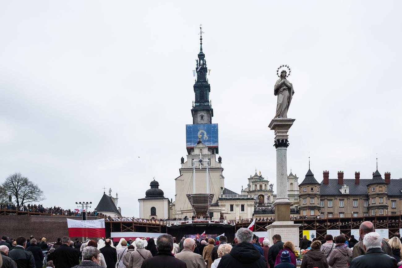 """Jasna Góra: Korona modlitwy dla Królowej Polski"""" jest zablokowany Jasna Góra: Korona modlitwy dla Królowej Polski"""