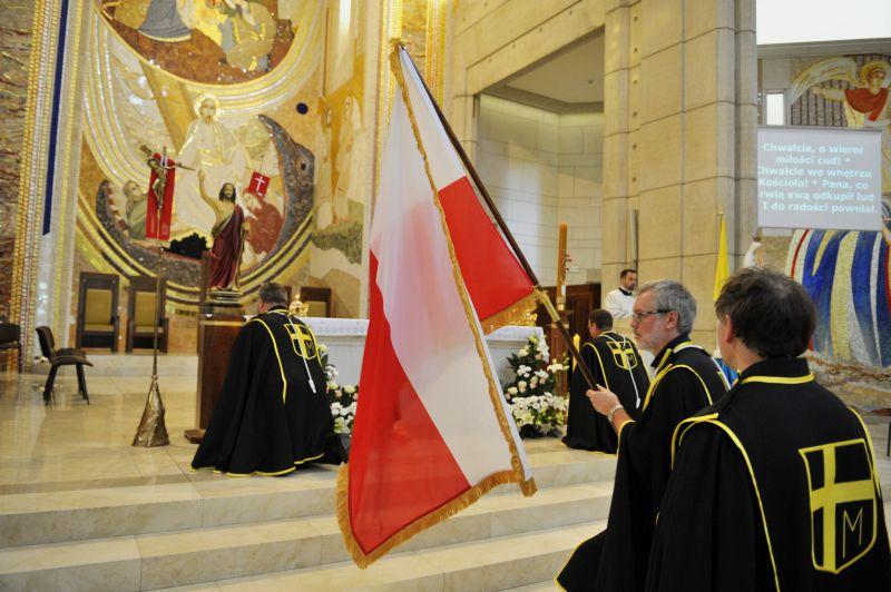 Nabożeństwo ku czci św. Jana Pawła II 22