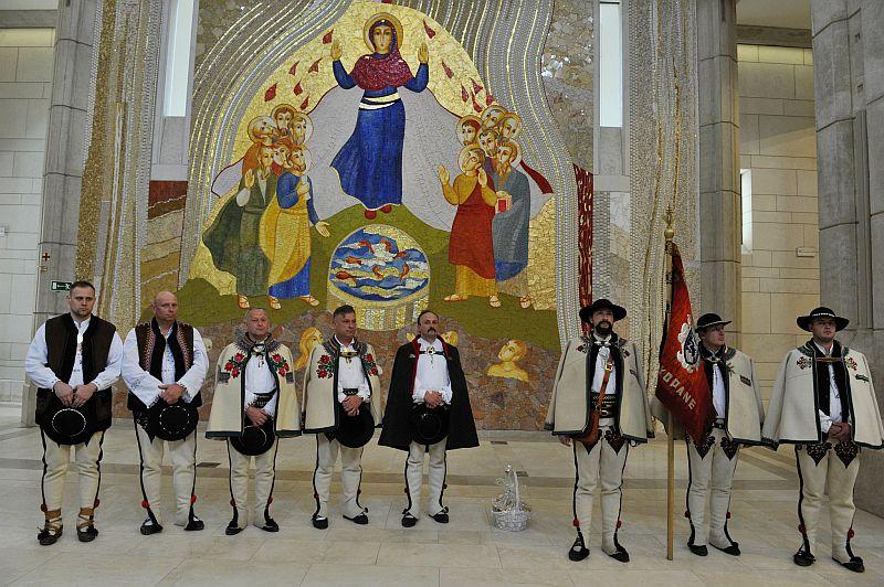 Nabożeństwo ku czci św. Jana Pawła II 21