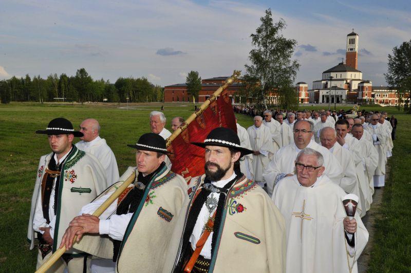 Nabożeństwo ku czci św. Jana Pawła II 20
