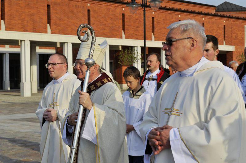 Nabożeństwo ku czci św. Jana Pawła II 19