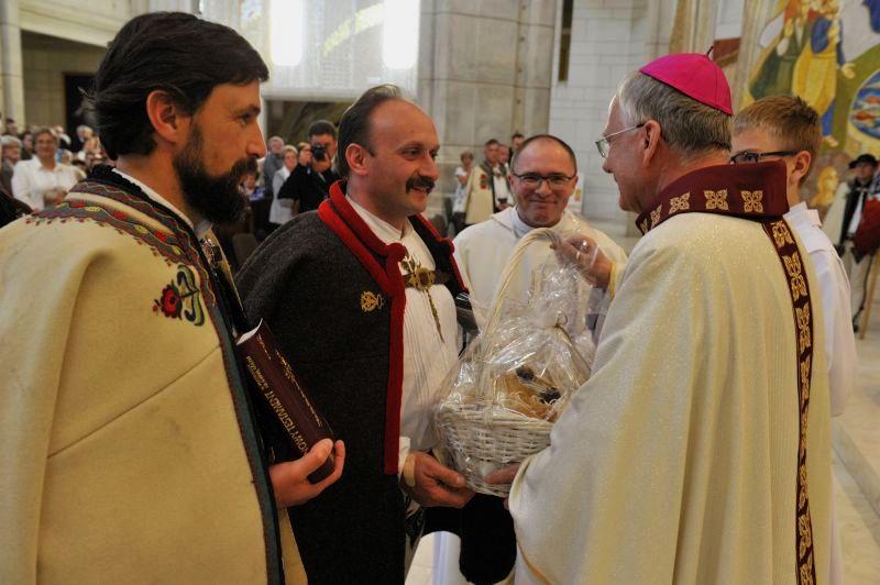 Nabożeństwo ku czci św. Jana Pawła II 15