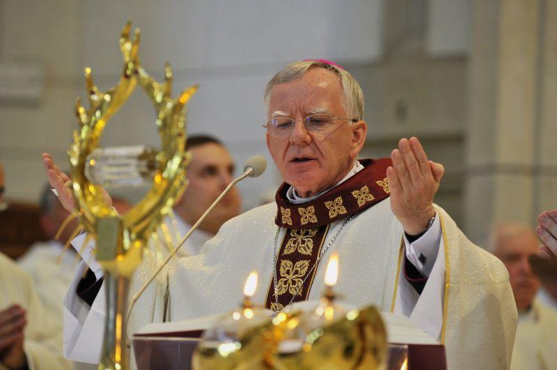 Nabożeństwo ku czci św. Jana Pawła II 14