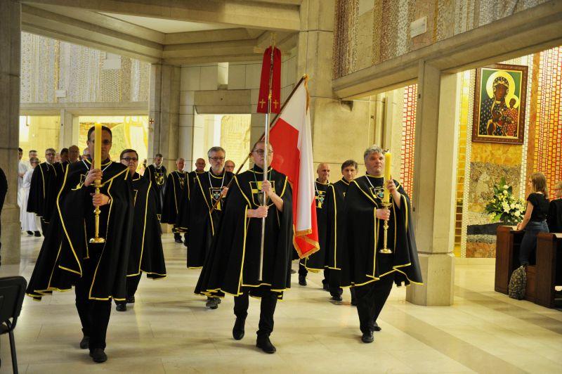 Nabożeństwo ku czci św. Jana Pawła II 13