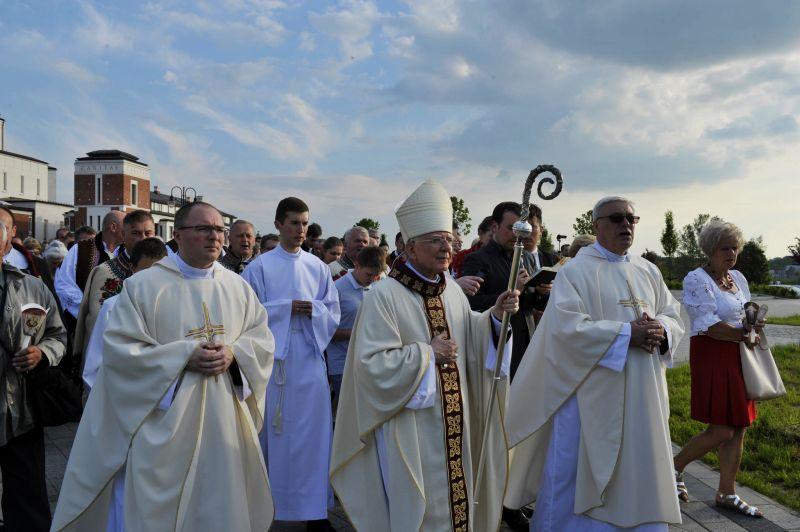 Nabożeństwo ku czci św. Jana Pawła II 11