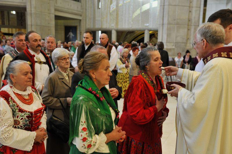 Nabożeństwo ku czci św. Jana Pawła II 8