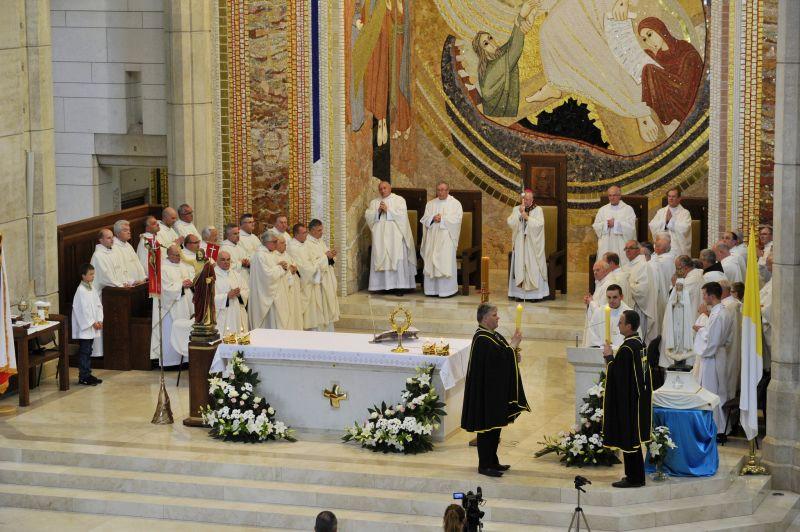 Nabożeństwo ku czci św. Jana Pawła II