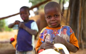 dziecko misje afryka