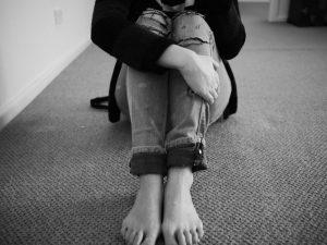 handel ludźmi kobieta