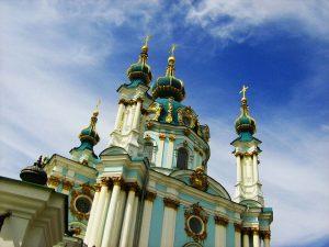 kijów kościół ukraina