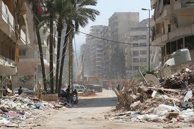 liban wojna