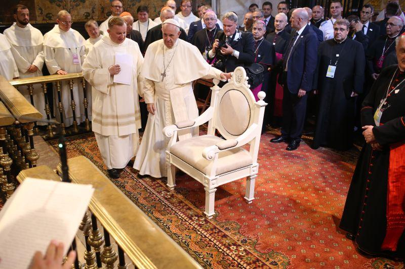 jasna góra papież franciszek śdm częstochowa