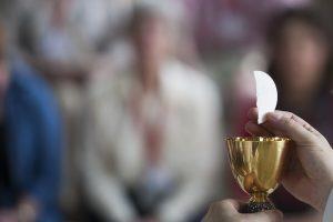 komunia msza święta eucharystia