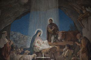 narodzenie Pana Jezusa szopka betlejem boże narodzenie