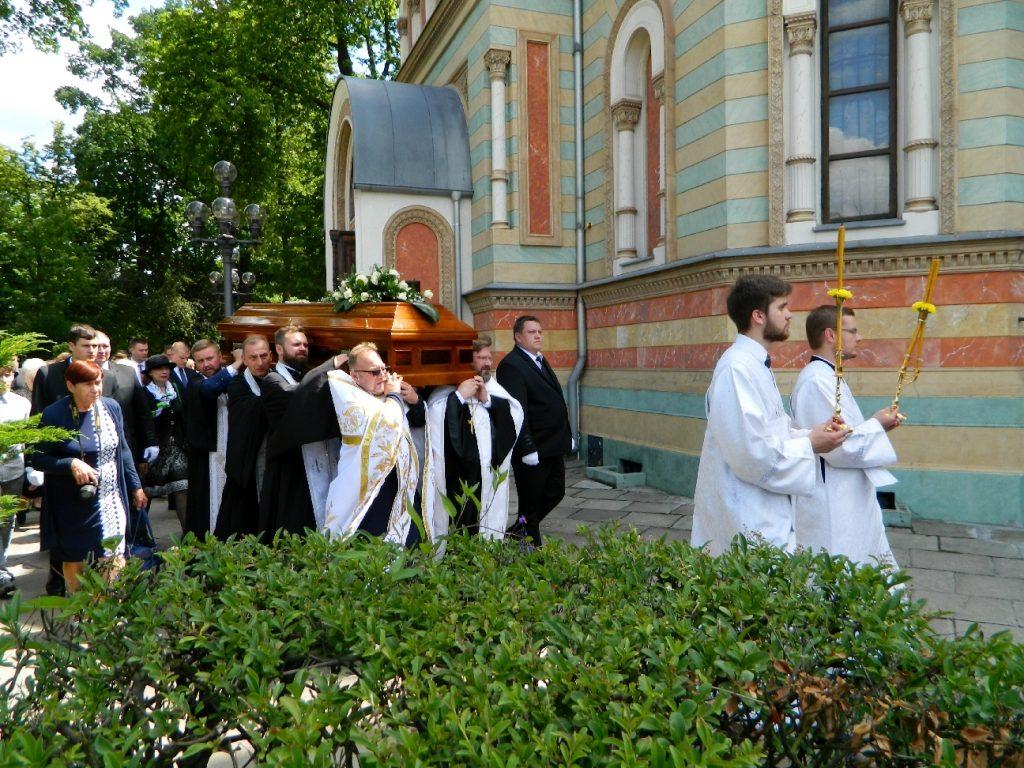 pogrzeb abp Szymona