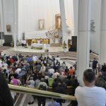 10 tys. wiernych na pielgrzymce Czcicieli Bożego Miłosierdzia