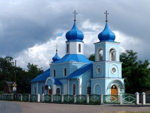 mołdawia kościół
