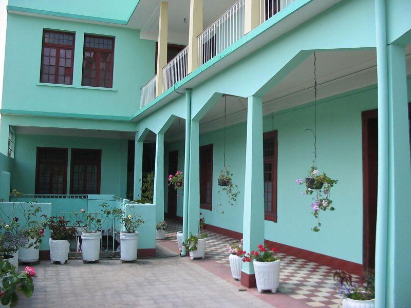 Dom, w którym mieszkala s. Samulowska
