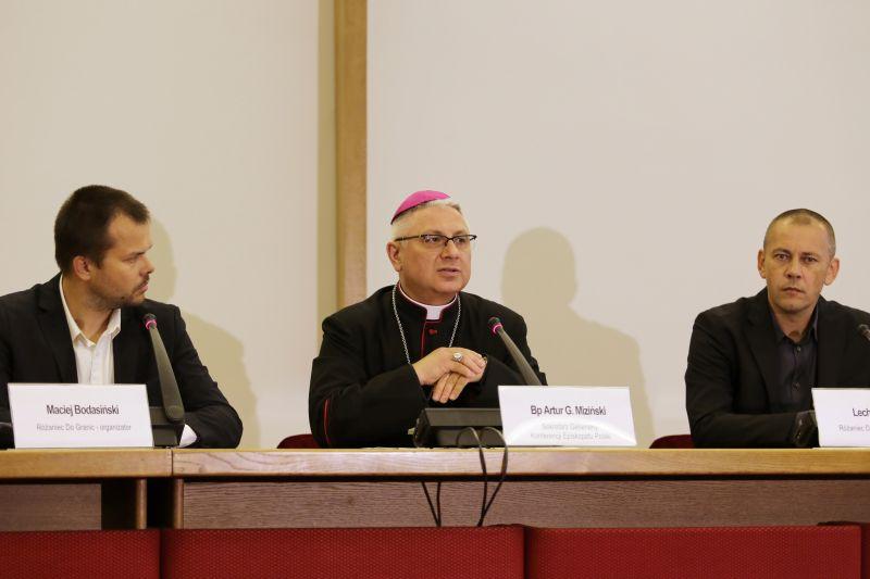 konferencja miziński