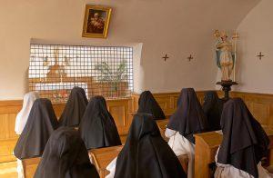norbertanki siostry klauzura modlitwa