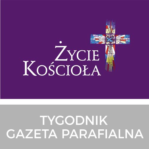 Życie Kościoła gazetka plakat KAI