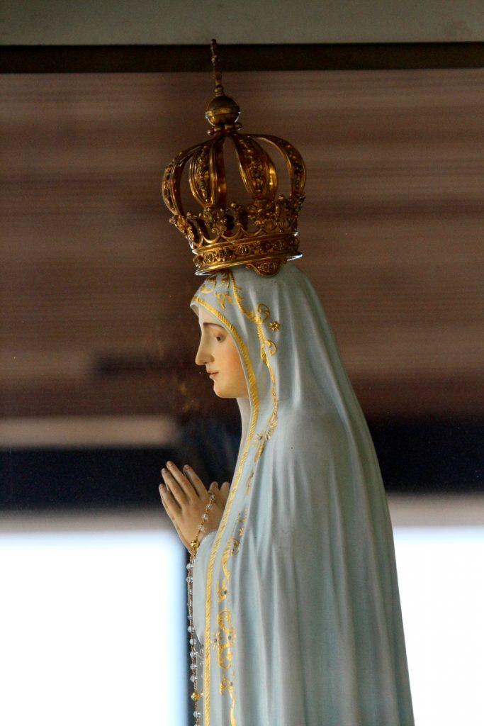 fatima mb boża fatimska maryja matka boża