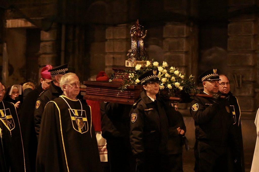 relikwie św. faustyna