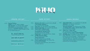 Program festiwalu Kino z duszą