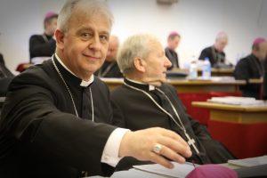 Bp Jan Piotrowski episkopat