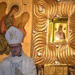 Biskup Śmigiel zawierzył diecezję Matce Bożej