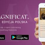 """Polska aplikacja """"Magnificat"""" – już dostępna!"""