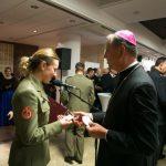 Warszawa: spotkanie wigilijne służb mundurowych Mazowsza
