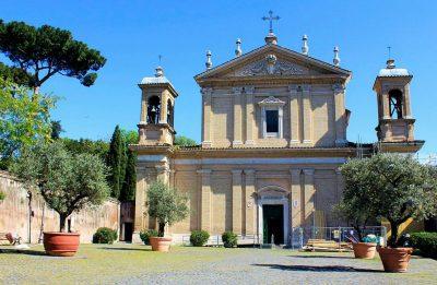 BAzylika św. Anastazji w Rzymie