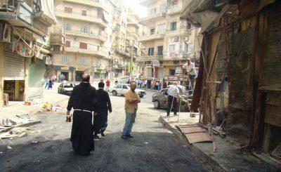 Franciszkanie w Aleppo