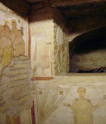 Celius, Rzym, dom Jana i Pawła