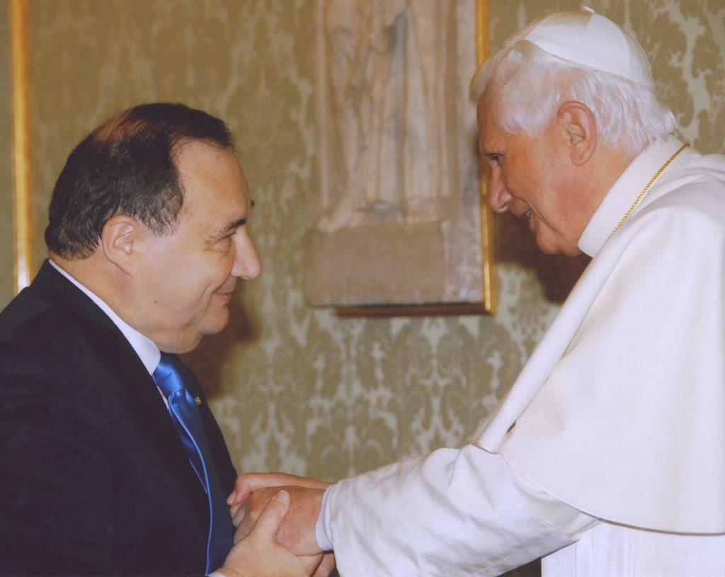 Trzeci dzień pontyfikatu Benedykta XVI