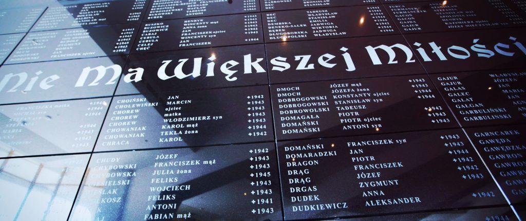 Tablice Pamięci Toruń