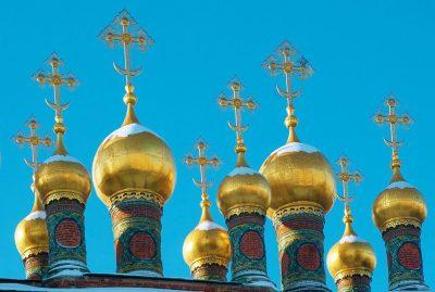 Katedra na Kremlu, Moskwa, Rosja