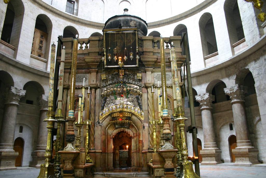 Jerozolima, Bazylika Grobu Chrystusa w Jerozolimie