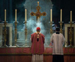 kard nichols liturgia trydencka