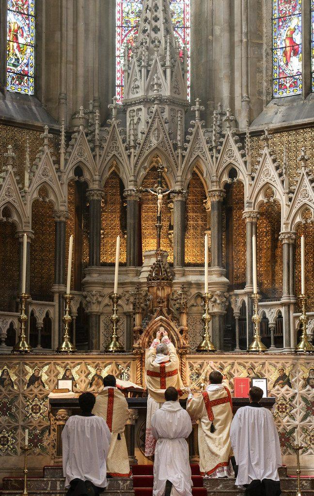 Liturgia Msza trydencka