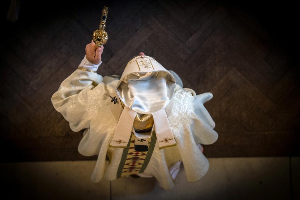 biskup liturgia